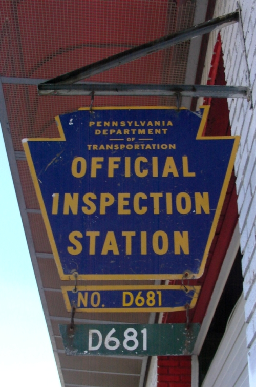 state inspection - philadelphia